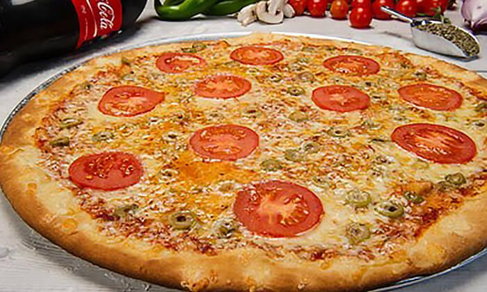 5 פיצה משפחתית בפיצה פרנקל, פלורנטין