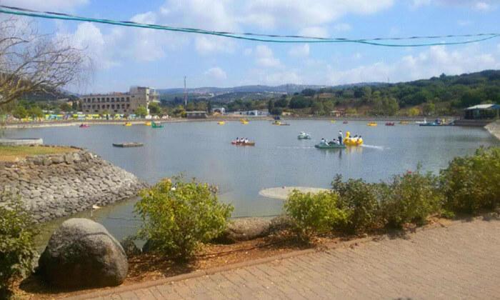 4 סגוויי באגם מונפורט