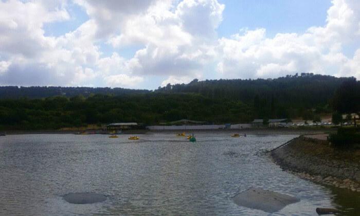 7 סגוויי באגם מונפורט