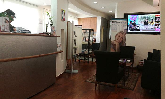 3 טיפולי פנים ביחידה לדרמוקוסמטיקה של לילך קפלן, תל אביב