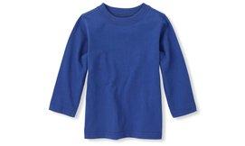 3 חולצות שרוול ארוך לילדים