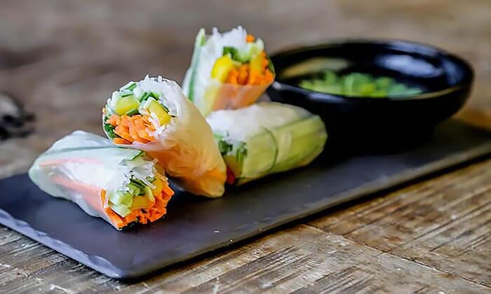 5 ארוחה זוגית במסעדת השף ג'אסיה ביפו