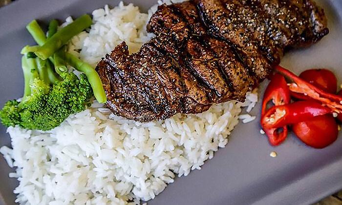 2 ארוחה זוגית במסעדת השף ג'אסיה ביפו