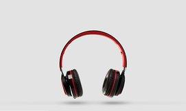 אוזניות on ear