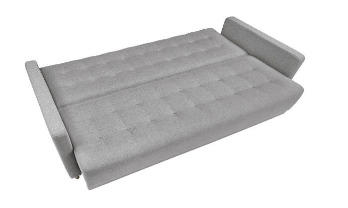 3 שמרת הזורע: ספה תלת מושבית נפתחת למיטה
