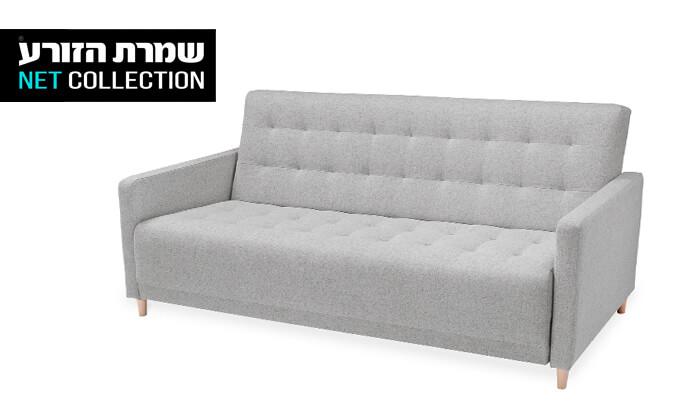 5 שמרת הזורע: ספה תלת מושבית נפתחת למיטה