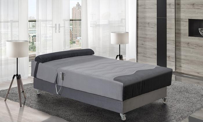 6 מיטה ברוחב וחצי חשמלית אורטופדית