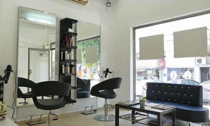 5 טיפולי שיער במספרת סול בן, רעננה