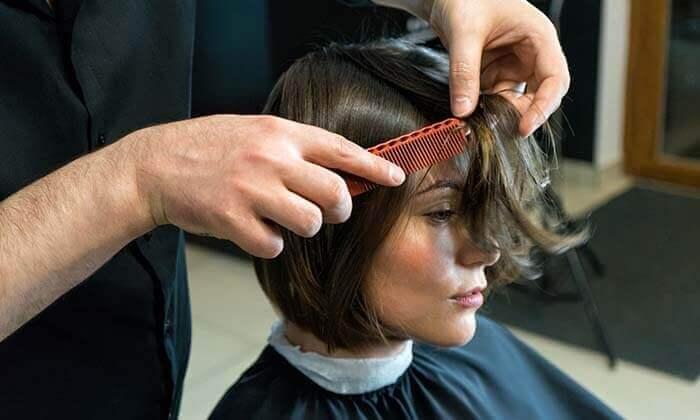 2 טיפולי שיער במספרת סול בן, רעננה