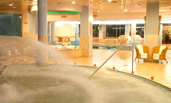 3 יום פינוק וספא במלון לאונרדו פלאזה ים המלח