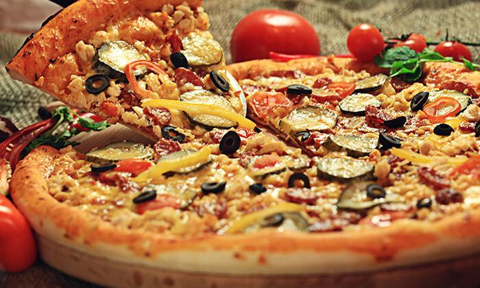 """2 שובר הנחה לרכישת פיצה XL בפיצה מרציאנו, ב""""ש"""