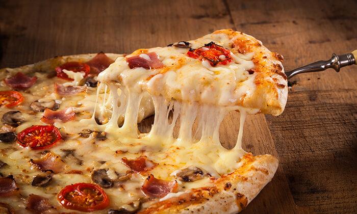 """3 שובר הנחה לרכישת פיצה XL בפיצה מרציאנו, ב""""ש"""