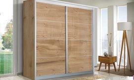 ארון הזזה 3 דלתות דגם אורן