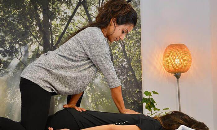 6 טיפול פיזיותרפיה או עיסוי ב'טיליה', רשת קליניקות טיפוליות