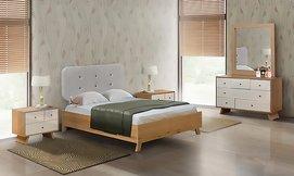 חדר שינה קומפלט דגם גל