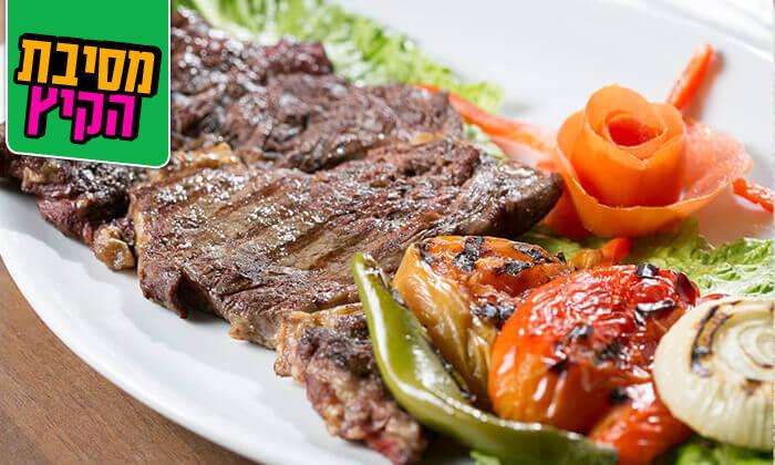 8 ארוחה זוגית במסעדת אבו זאקי בבן יהודה