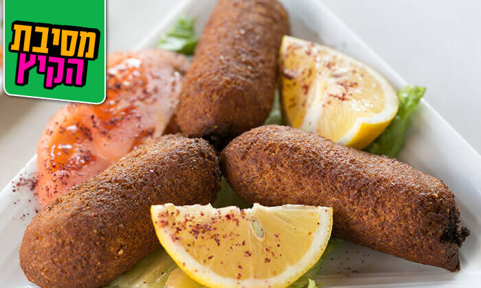 9 ארוחה זוגית במסעדת אבו זאקי בבן יהודה