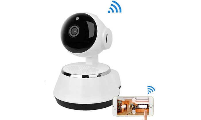 2 מצלמת IP אלחוטית