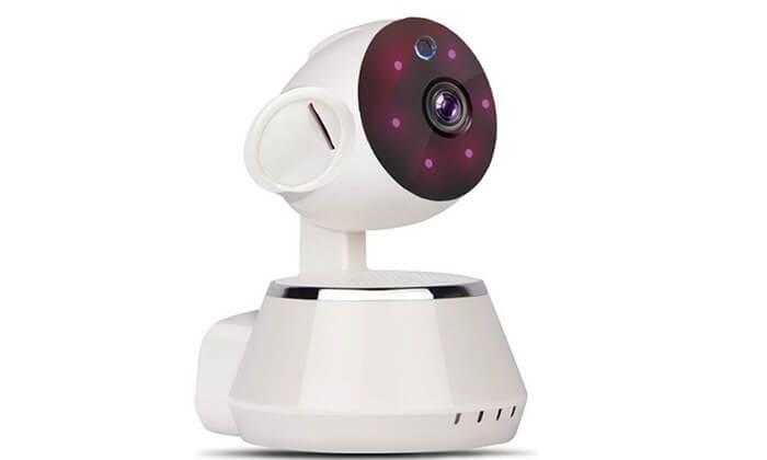 3 מצלמת IP אלחוטית