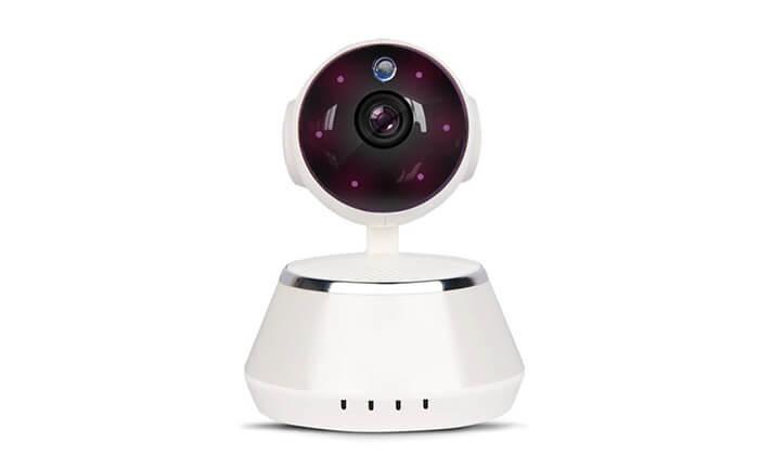4 מצלמת IP אלחוטית
