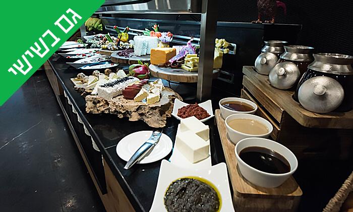 12 ארוחת בוקר בופה במלון הבוטיק אייל, ירושלים