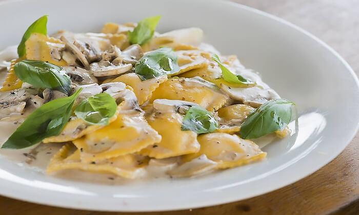 3 ארוחה איטלקית זוגית בקפה נמרוד, אבן גבירול