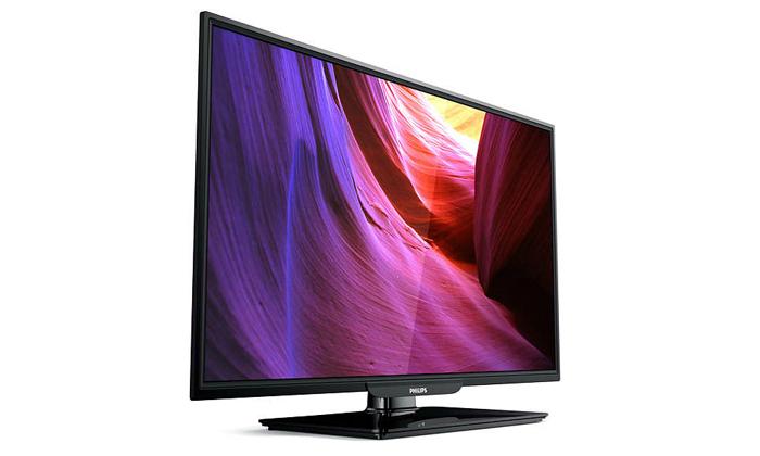 2 טלוויזיה PHILIPS, מסך 32 אינץ' - משלוח חינם!