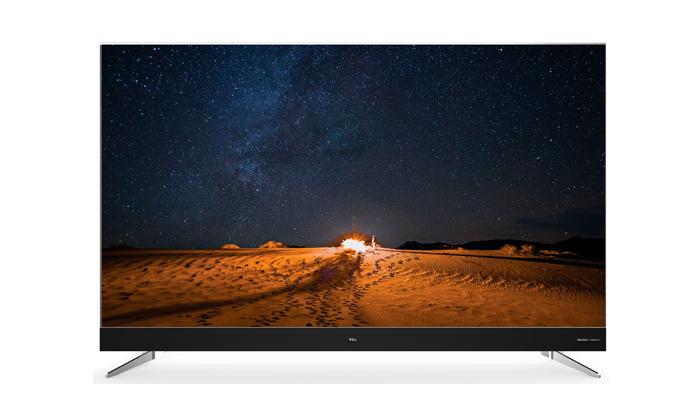 2 טלוויזיה SMART TCL, מסך 65 אינץ'