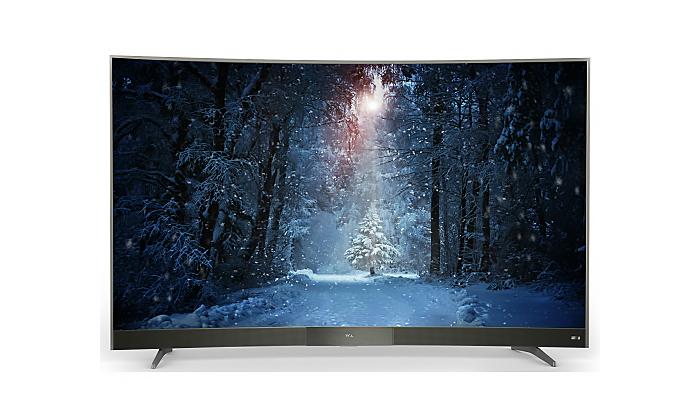 2 טלוויזיה SMART TCL, מסך 55 אינץ' - משלוח חינם!