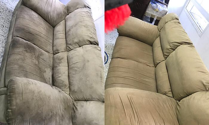 3 ניקוי ספות וריפודים, הספה המעופפת