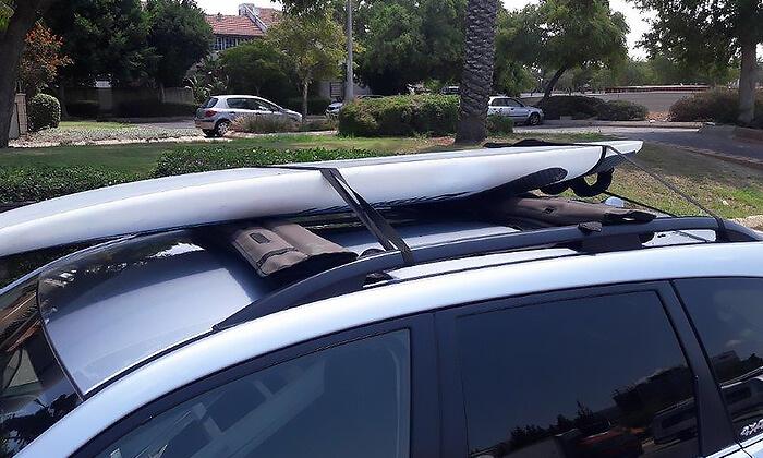 8 גגון מתקפל לגג הרכב TOP-X - משלוח חינם!