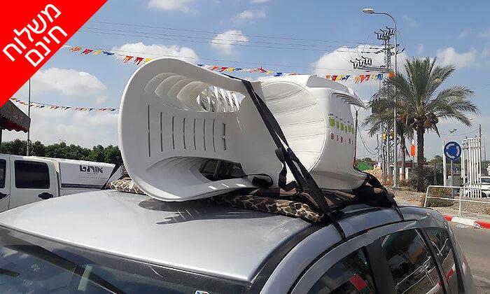 11 גגון מתקפל לגג הרכב TOP-X - משלוח חינם!