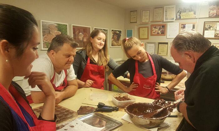 10 מישי - מרכז סדנאות ובוטיק שוקולד, קריית טבעון