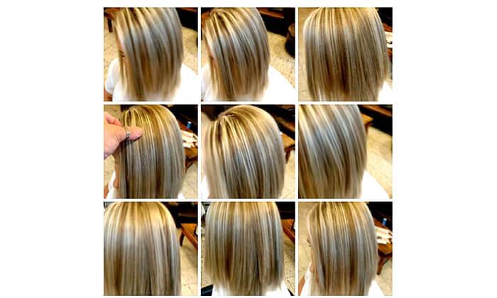 4 טיפולי שיער במספרת ינון אברהם, פתח תקווה