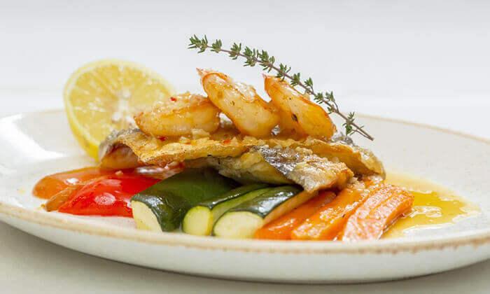 3 ארוחת שף זוגית במסעדת באבא יאגה, תל אביב