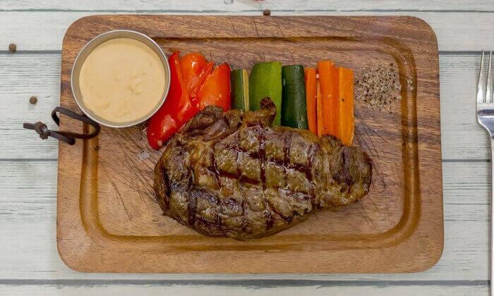 7 ארוחת שף זוגית במסעדת באבא יאגה, תל אביב
