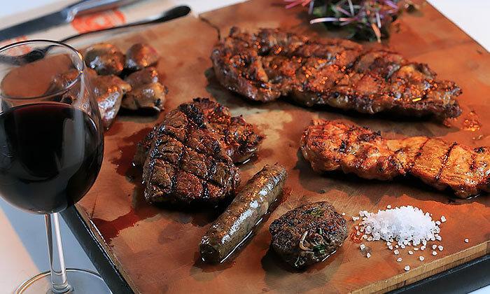 2 ארוחה זוגית במסעדת BishiQ המבשלה הכשרה, משמר איילון
