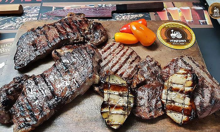 5 ארוחה זוגית במסעדת BishiQ המבשלה הכשרה, משמר איילון