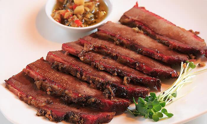 8 ארוחה זוגית במסעדת BishiQ המבשלה הכשרה, משמר איילון