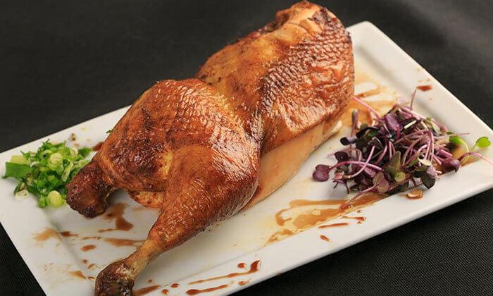 6 ארוחה זוגית במסעדת BishiQ המבשלה הכשרה, משמר איילון