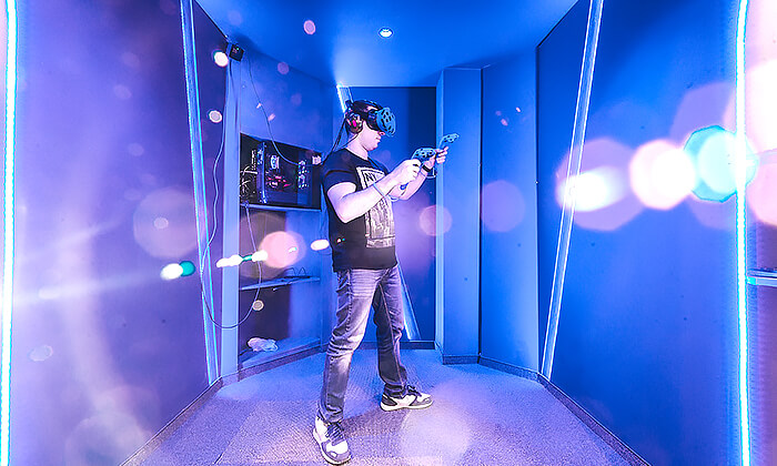 5 משחק מציאות מדומה בויראליטי, קרית מוצקין