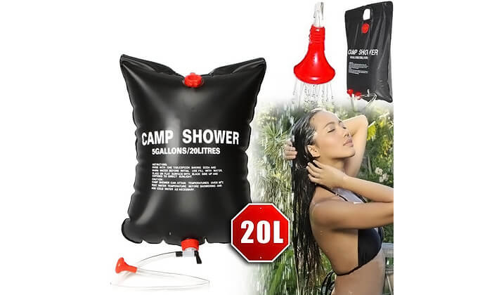 2 מקלחת שטח