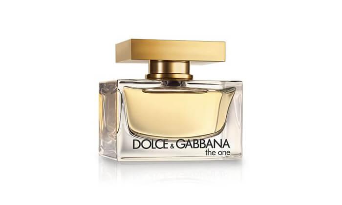 2 בושם לאישה The One מבית Dolce Gabbana