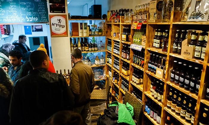 6  סדנת בישול בירה או סיידר אלכוהולי בירושלים