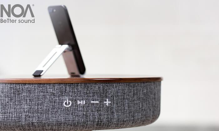 5 שולחן רמקול Noa Sound Box