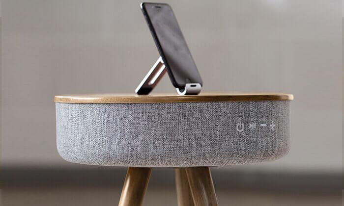 6 שולחן רמקול Noa Sound Box