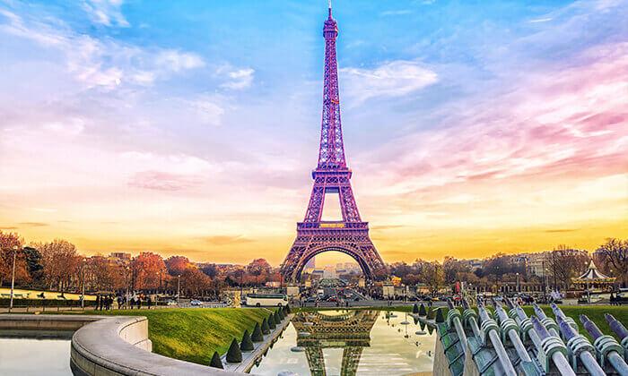 5 את החג הזה הילדים לא ישכחו: חופשת חגים בפריז, כולל כרטיסים ל-2 הפארקים בדיסנילנד