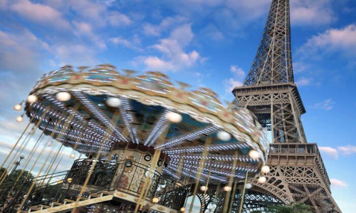 11 את החג הזה הילדים לא ישכחו: חופשת חגים בפריז, כולל כרטיסים ל-2 הפארקים בדיסנילנד