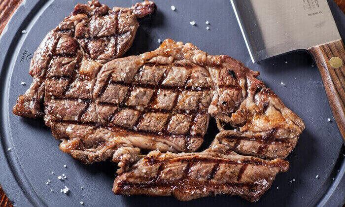 3 מחיר מיוחד ל-24 שעות בלבד: ארוחה זוגיתברשת רק בשר