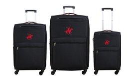 סט שלוש מזוודות POLO